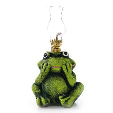 Peru Kurbağa Başında Gaz Lambası