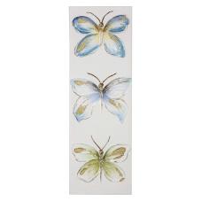 Doru Kelebek Dekoratif Tablo