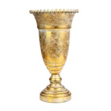 Margari Gold Metal Vazo