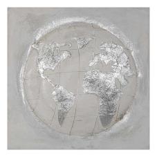 Doru Dünya Dekoratif Tablo