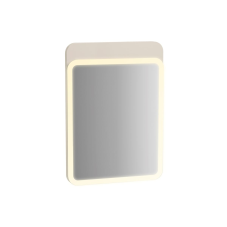 Sento Aydınlatmalı Ayna 50 cm Mat Krem