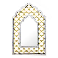 Varna Ahşap Duvar Aynası