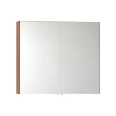Classic Dolaplı Ayna 100 cm Altın Kiraz