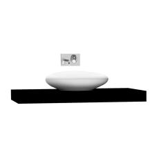 Options Lux Tezgah 120 cm Parlak Siyah