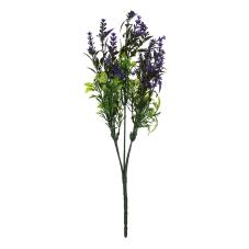 İnce Yaprak Kır Çiçeği Demeti Lila