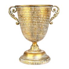 Marial Gold Metal Vazo