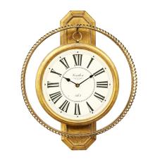 Lux Gold Sarkıtlı Duvar Saati
