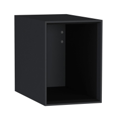 Frame Açık Ünite 30 cm Mat Siyah