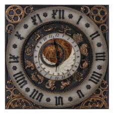 Dragon Astrolojik Figürlü Duvar Saati