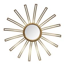 Mimoza Gold Duvar Aynası