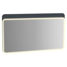 Sento Aydınlatmalı Ayna 120 cm Mat Antrasit