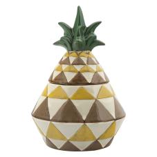 Duke Seramik Dekoratif Ananas Küçük Boy
