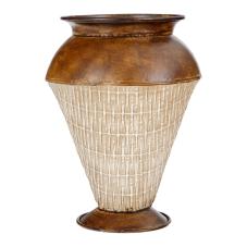Pera Metal Dekoratif Vazo