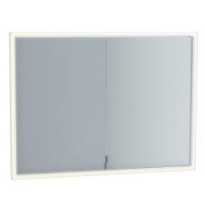 Frame Duvara Gömme Dolaplı Ayna 85 cm