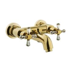 Artema Juno Swarovski Banyo Bataryası, Altın
