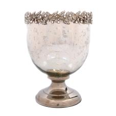 Melany Antik Oval  Vazo Küçük Boy
