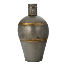 Agra Eskitme Dekoratif Vazo Büyük Boy