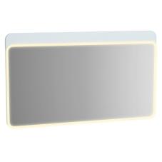 Sento Aydınlatmalı Ayna 120 cm Mat Beyaz