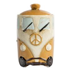 Duke Seramik Dekoratif Sarı Vazo