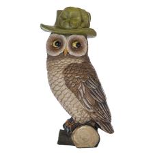 Lima Yeşil Şapkalı Baykuş Biblo