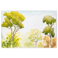 Doru Harbin Tablo Ağaçlar