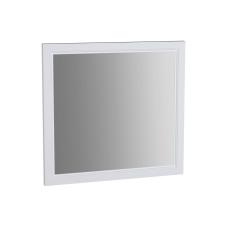 Valarte Aydınlatmalı Düz Ayna 80 cm Mat Beyaz