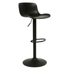 Shun Bar Sandalyesi Siyah