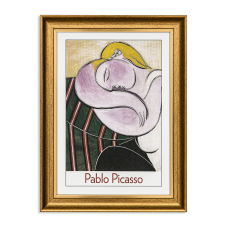 Picasso Dekoratif Çerçeveli Tablo