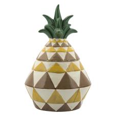 Duke Seramik Dekoratif Ananas Büyük Boy
