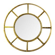 Lux Gold Duvar Aynası
