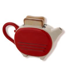 Tost Dekoratif Çaydanlık