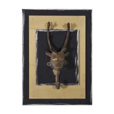 Zen Akrep Modeli Metal Tablo
