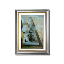 Piramit Dekoratif Çerçeveli Tablo