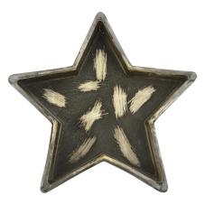 Kanta Eskitme Dekoratif Yıldız Mumluk