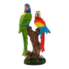 Pretty Dalda Papağanlar Biblo