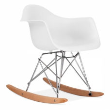 Aqua Swing Beyaz Sallanır Sandalye