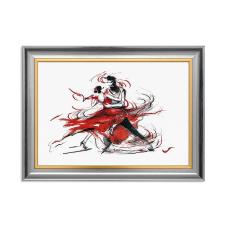 Tango Dekoratif Çerçeveli Tablo