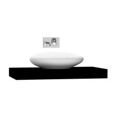 Options Lux Tezgah 100 cm Parlak Siyah