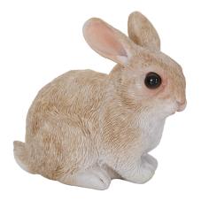 Pretty Sarı Tavşan Biblo