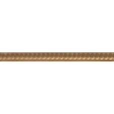 Vitra 2x33 Provence Altın Pencil Bordür (1 adet fiyatı)