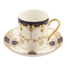 Style 6'lı Damask Kahve Fincan Takımı