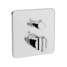 Suit Ankastre Termostatik Duş Bataryası V-Box Sıva Üstü Grubu