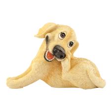 Pretty Mutlu Köpek Biblo