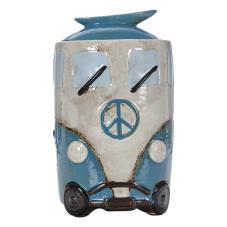 Duke Seramik Dekoratif Mavi Vazo