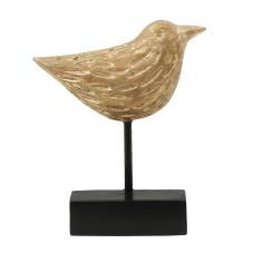 Lima Stand Üzerindeki Kuş Biblo