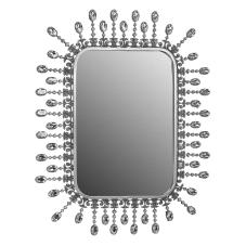 Raw Taşlı Duvar Aynası