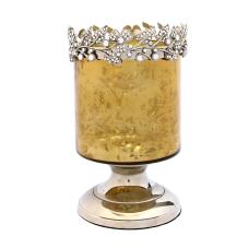 Melany Antik Gold Vazo Küçük Boy