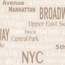 Duvar Kağıdı Freedom Broadway DK.14233-1 (16,2 m2)