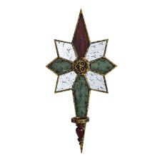 Lux Otontik Yıldız Aynalı Mumluk