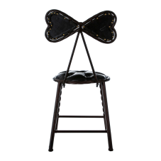 Lux Metal Kurdeleli Sandalye
